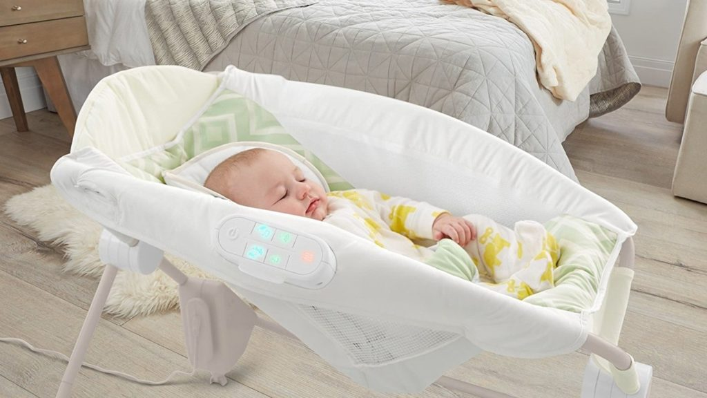 Fisher-Price Deluxe Auto Rock n Play Sleeper w/ Smart Connect. How it Works. Assembly | Kids ...
