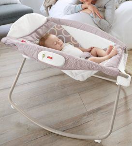 Fisher Price Rock N Play Sleeper Luminosity How It Works Assembly