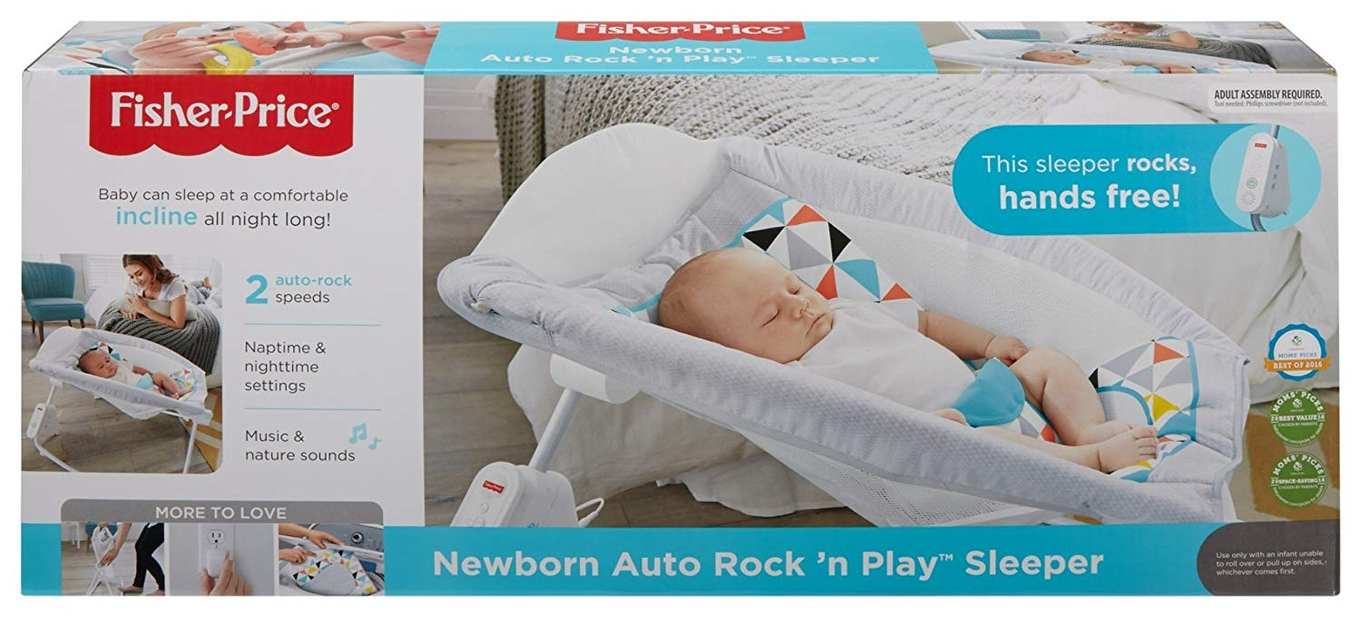 Fisher Price Auto Rock N Play Sleeper How It Works