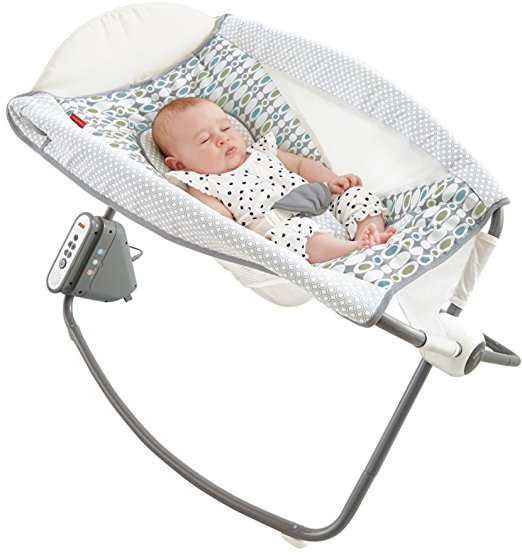 Fisher Price Auto Rock N Play Baby Sleeper Kids Rocking